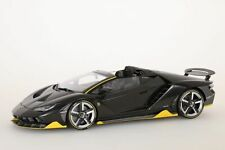 Lamborghini Centenario LP 770-4  carbon yellow  Autoart 1:18 NEU 79119