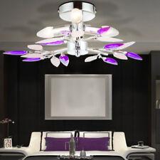 Top-design Lampe lila Deckenleuchte Deckenlampe Globo Giulietta 63167-3