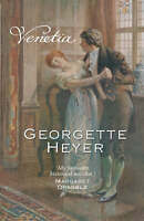 Venetia by Miss Georgette Heyer, Good Book (Paperback) FREE & Fast Delivery!
