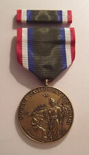 1908 U.S. Marine Cuban Pacification Medal with RIBBON