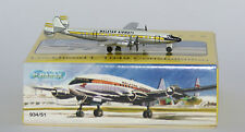Schabak Lockheed L-1049G Super Constellation Malayan Airways in 1:600 scale