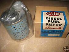 Nouveau Filtre Carburant Diesel Bosch-convient pour: PEUGEOT 403 & 404 (1958-on)