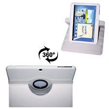 Samsung Galaxy Tab3 Tab 3 10.1 P5200 P5210 Housse Etui et support tablette Blanc