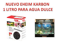 1000 ml CARBON ACTIVADO EHFICARBON EHEIM ACTIVO Acuario FILTRO Biologico