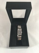 Versace lsq99 Women's Watch Sapphire Crystal Water Resistant Stainless Steel