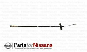 Genuine Nissan 2001-2004 Frontier Xterra 3.3 Accelerator Throttle Cable - NEW OE