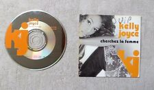 "CD AUDIO MUSIQUE / KELLY JOYCE ""CHERCHEZ LA FEMME"" 2T CD SINGLE 2001 CARDSLEEVE"