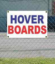 2x3 HOVER BOARDS Red White & Blue Banner Sign NEW Discount Size & Price