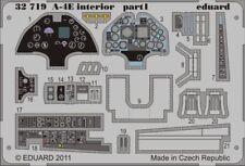 Eduard 1/32 A-4E Skyhawk Interior self-adhesive # 32719