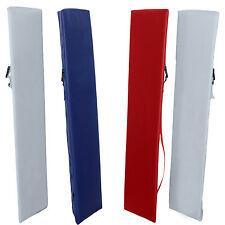 Sporteq Universal Boxing Ring Corner Pads, 4 x 4ft  Adjustable Post Protectors
