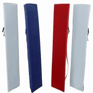 New Boxing Ring Corner Pads,Sporteq Post Protectors,Set of 4 (Choice Of Colours)