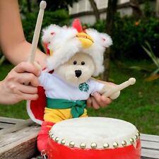 starbucks hong kong bearista Lion Dance 2017 Coffee Apron edition bear new