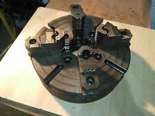 Bison 4 Jaw Independent Chuck (Cast Iron) - 4305 Series  315 MM Diameter