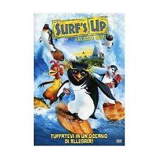 Dvd SURF'S UP - I RE DELLE ONDE - (2007) **Oltre 1 ora di Cont. Spec.** .NUOVO