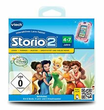 >> VTech 80-230304 - Lernspiel Tinkerbell (Storio 2, Storio 3S) >>