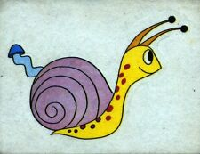 ADESIVO/ by PANINI'S Stickers * LUMACHINA *