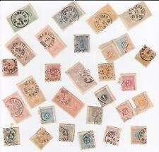 Stamps, Sweden, c.1880s
