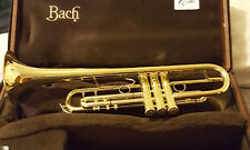 Vincent Bach Stradivarius Bb Trumpet, model 37 ML  with case. Superb condition**