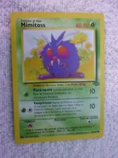 Carte pokémon mimitoss 63/64 commune jungle wizard