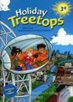 HOLIDAY TREETOPS 3° OXFORD, libro vacanze estive, inglese, scuola primaria