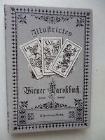 Illustrirtes Wiener Tarokbuch um 1900? Erlernen aller Arten des Tarokspiels