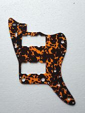 New Fits US Jazzmaster Guitar Pickguard, 4Ply leopard print
