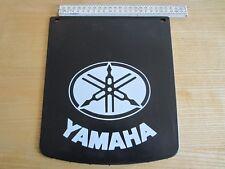 Yamaha Universal motorcycle mudguard rubber flap mud guard NOS 1