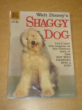 FOUR COLOR #985 VG+ (4.5) DELL COMICS SHAGGY DOG MAY 1959