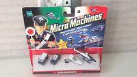 MICRO MACHINES MICROMACHINES CARABINIERI ALFA ROMEO 75 vedetta elicottero cane