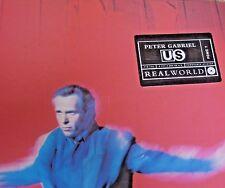 PETER GABRIEL ~ US ~ 1992 UK 1st Press PG7~ 2 xLP Real World/Virgin  Near Mint
