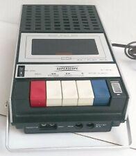 Vintage, Superscope Cassette Recorder C-101A