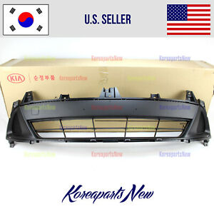 Front Bumper Lower Grille (GENUINE) for Kia Sorento L / LX model ONLY 2019-2020