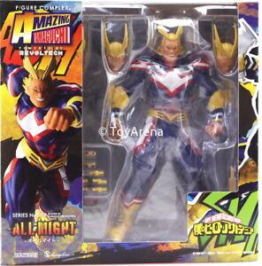Amazing Yamaguchi Revoltech Figure Complex All Might My Hero Academia IN STOCK