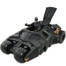 The Dark Knight Batman Batmobile Tumbler PVC Action Figure Collection Model Toy