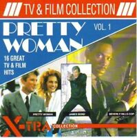 TV & Film Collection 1   CD   Pretty Woman, James Bond, Beverly Hills Cop..