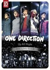 One Direction up All Night The Live Tour 0887254058793 Blu Ray