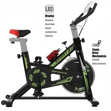 Indoor Stationary Exercise Bike Sports Bicycle Fitness Home Gym Workout Taining