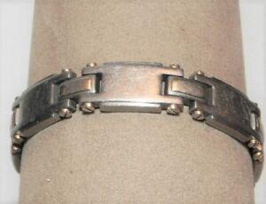 """Sabona Bracelet Magnetic Titanium 8"""""""