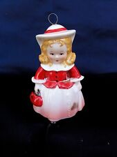 Goebel Young Girl ornament - 1988