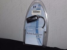 CP TECHNOLOGIES CP-UE-4000 16 ft. Silver Active 2.0 USB Extension Cable - NEW