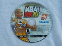 NBA 2K10 (Sony PlayStation 3, 2009) Disc Only - Free Shipping