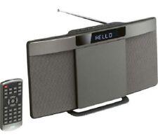 JVC Wireless Flat Panel Hi-Fi System DAB Bluetooth CD Player Wireless Speaker