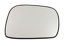 Vidrio pulido exterior derecha convexo cromo Opel Agila Suzuki Wagon R +