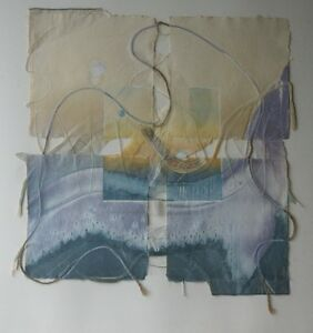 Joseph Zirker - monotype/collage