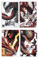 Venom #1, 2, 3, & 4 Kirkham TRADE Variant * ORIGIN & 1st APP Knull * GEMINI SHIP