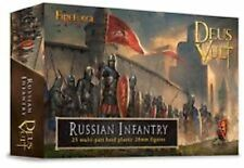 RUSSIAN INFANTRY - NEW!!!  28mm FIREFORGE GAMES FFG010