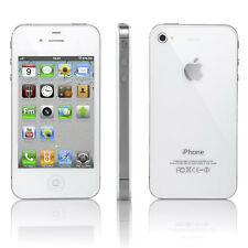 Apple Iphone De Apple 4s 16gb Blanco Smartphone Red EE original del Reino Unido producto toque