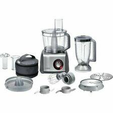 Bosch MCM68840 1250W 3,9L Robot de Cocina - Plata/Negro