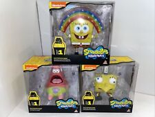 Spongebob Squarepants Masterpiece Meme Collection Rainbow Patrick Mocking Figure