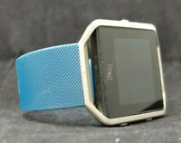 Fitbit Blaze Watch -Charcoal & Bands,Black Watch, Gray Case-**sold for parts***